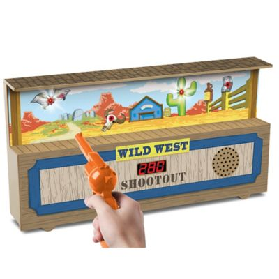 Electronic Shootout Target Game