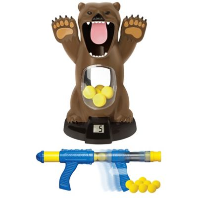Hungry Bear Electronic Shooting Game