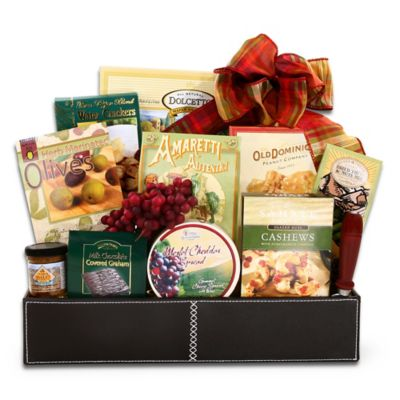 Picnic in Wine Country Gift Basket