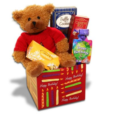 Beary Happy Birthday Gift Box