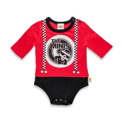Harujuku Mini The Minis Size 3T Short-Sleeve T-Shirt in Red Check