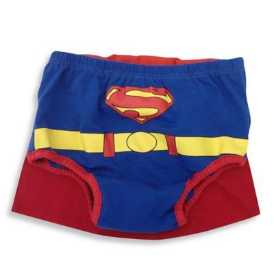 Superman Diaper Cover