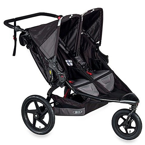 Bob Revolution Flex Jogging Stroller In Black Bed Bath Beyond