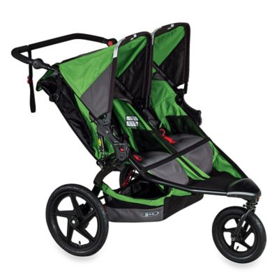 BOB® Revolution® FLEX Duallie® Double Stroller in Wilderness/Black