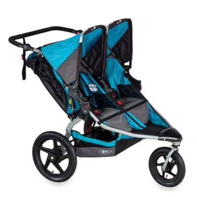 BOB® Revolution® FLEX Duallie® Double Stroller in Lagoon