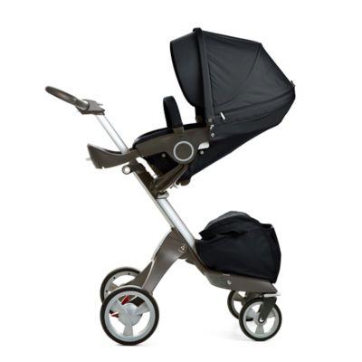 Black Xplory® Stroller