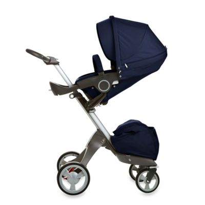 Stokke® Xplory® Stroller in Deep Blue