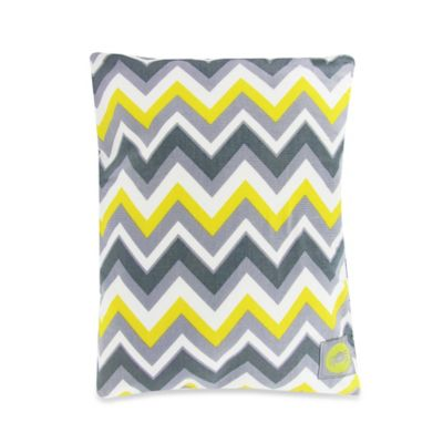 Itzy Ritzy® Travel Happens™ Medium Sealed Wet Bag in Sunshine Chevron