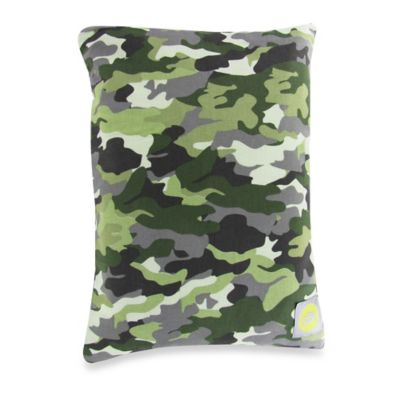Itzy Ritzy® Travel Happens™ Medium Sealed Wet Bag in Camo