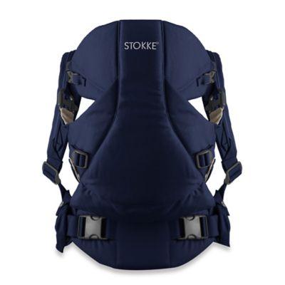 Stokke® MyCarrier: 3-in-1 Baby Carrier in Deep Blue