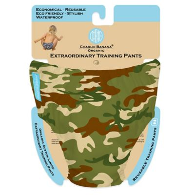 Charlie Banana® Size Large Extraordinary Training Pants in Camouflage