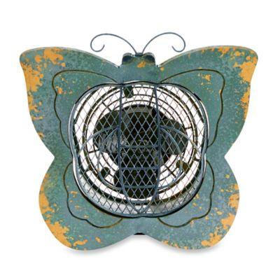 Deco Breeze® Butterfly Figurine Table Fan