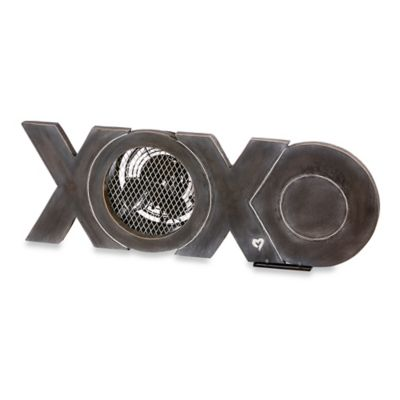 Deco Breeze® XOXO Figurine Table Fan