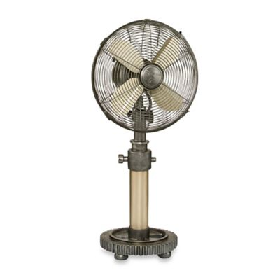 Deco Breeze® Lewis Table Fan