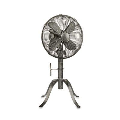 Oscillating Desk Fan