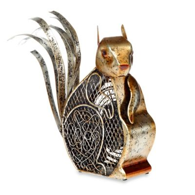 Deco Breeze® Cheeky Squirrel Table Fan