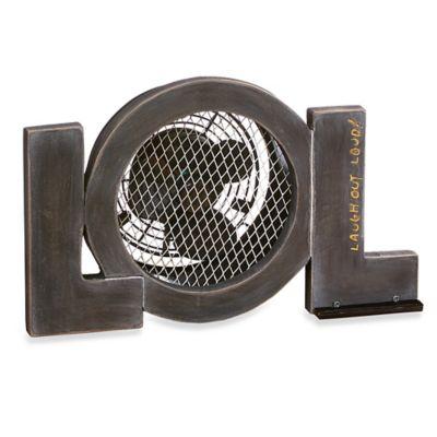 Deco Breeze® LOL Figurine Table Fan