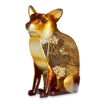 Deco Breeze® Fox Figurine Table Fan
