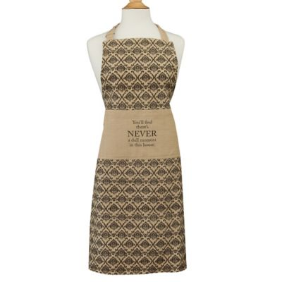 Downton Abbey® Life Collection Apron Kitchen Aprons