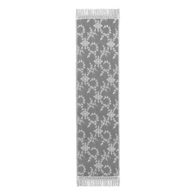 Downton Abbey® Yorkshire Collection Lace 72-Inch x 20-Inch Table Runner in White
