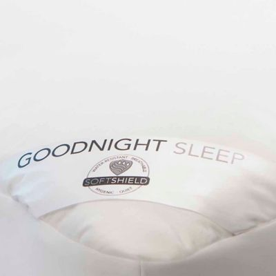 GoodNight Sleep® SoftShield™ Twin Water Resistant Mattress Pad