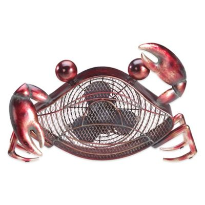 Deco Breeze® Large Crab Fan