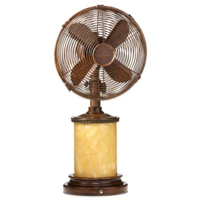 Metallic Table Fan