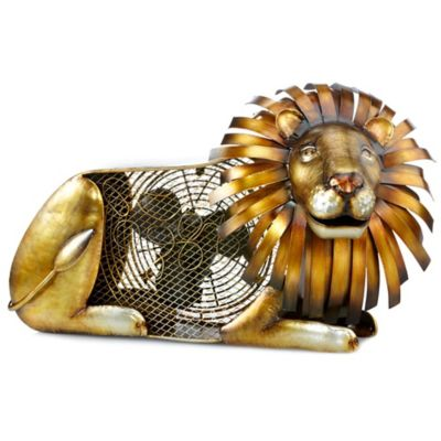 Deco Breeze® Lion Figurine Fan