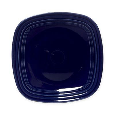 Fiesta® Square Dinner Plate in Cobalt
