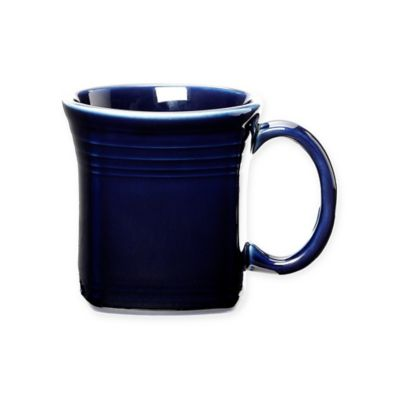 Fiesta® Square Mug in Cobalt