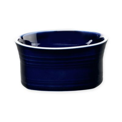 Fiesta® Square Soup Bowl in Cobalt