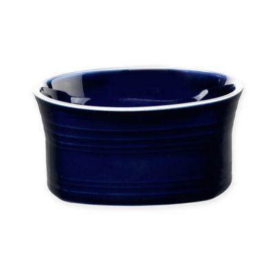 Fiesta® Square Soup Bowl in Cobalt