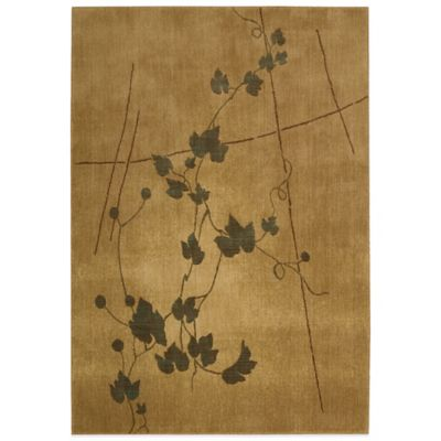 Nourison 2 3 Brown Area Rug
