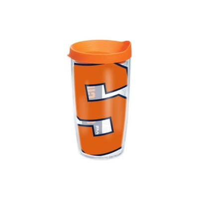 Tervis® Syracuse University Colossal Wrap 16 oz. Tumbler with Lid