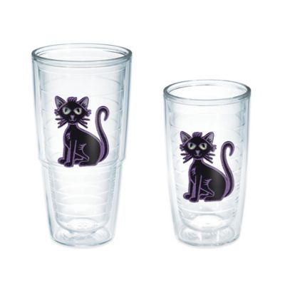 Tervis® Felt Black Cat 16 oz. Tumbler