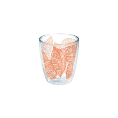 Tervis® Leaves 12 oz. Wrap Tumbler in Orange
