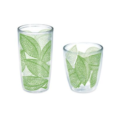 Tervis® Leaves 16 oz. Wrap Tumbler in Green