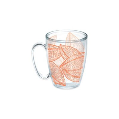 Tervis® Leaves 15 oz. Wrap Mug in Orange