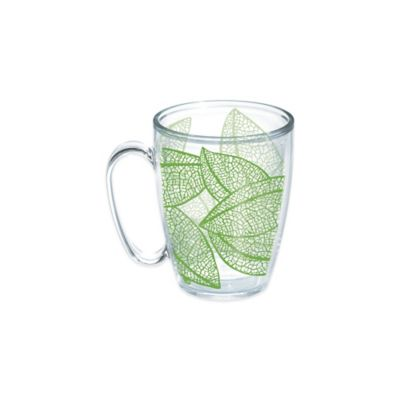 Tervis® Leaves 15 oz. Mug in Green