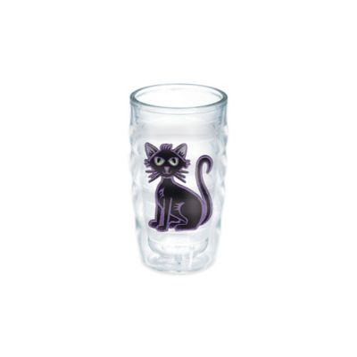 Tervis® Felt Black Cat Wavy 10 oz. Tumbler