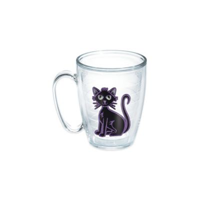 Tervis® Felt Black Cat 15 oz. Mug
