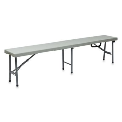 Office Star Products 6-Foot Fold-In Half-Bench