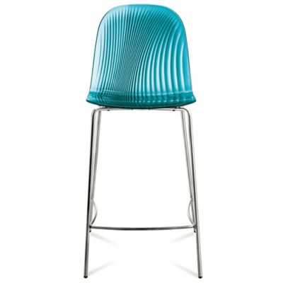 Domitalia Playa Barstool in White