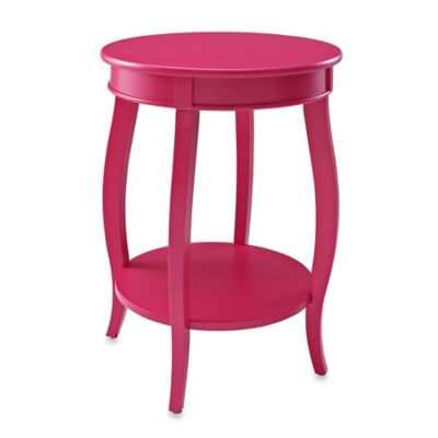 Bubblegum Accent Tables