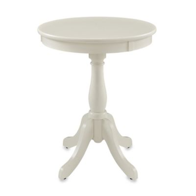 Powell Round Table in White
