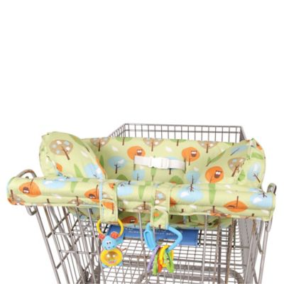 Leachco® Prop 'R Shopper® Body Fit Shopping Cart Cover in Forest