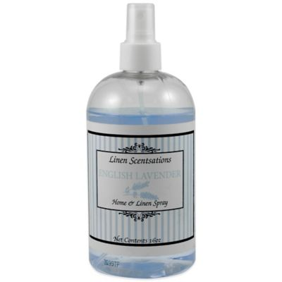 Linen Scentsations 16 oz. English Lavender Home & Linen Spray