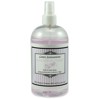Linen Scentsations 16 oz. Garden Blooms Home & Linen Spray