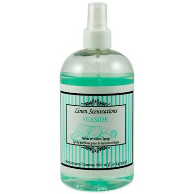 Linen Scentsations 16 oz. Seaside Home & Linen Spray