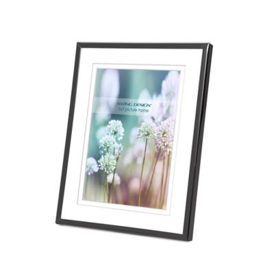 Black Nickel Picture Frames